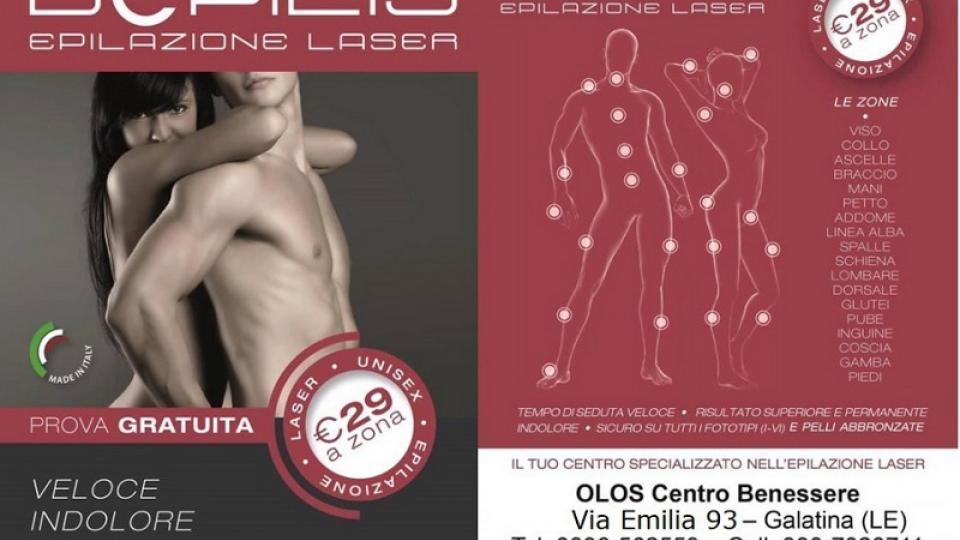 Epilazione Laser Perché?