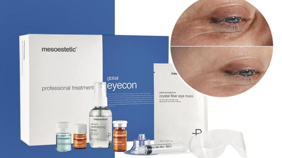EYECON trattamento professionale specifico Contorno Occhi