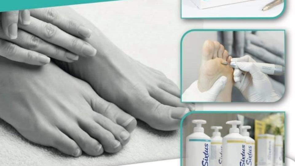 L'interesse Per la Cura e il Benessere del Piede, i Dermocosmetici sono